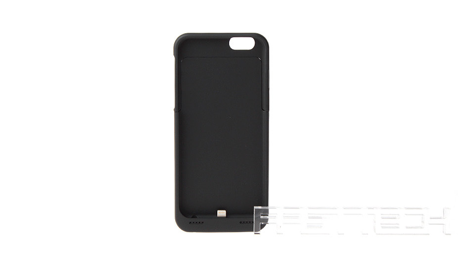 3500mAh Rechargeable External Li-Polymer Battery Back Case for iPhone 6