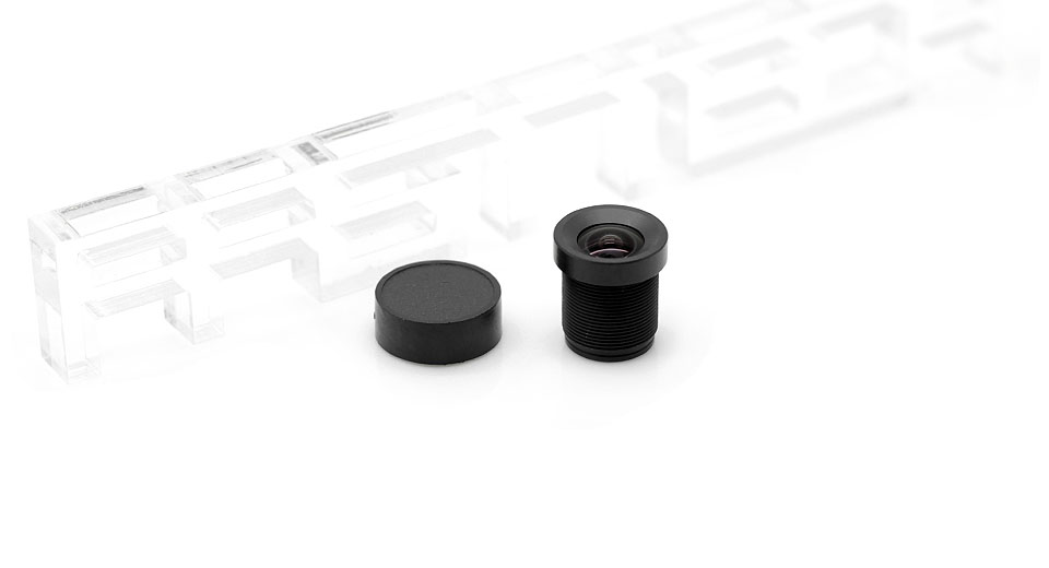 Replacement Fixed Iris Lens for Single Board Camera