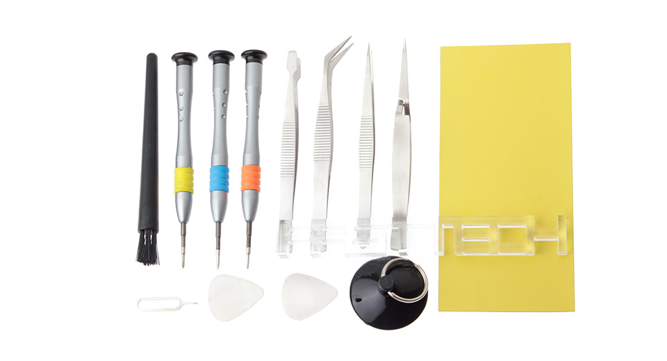 Image of 13 Pieces Disassembling and Repair Tools Kit for iPhone 6