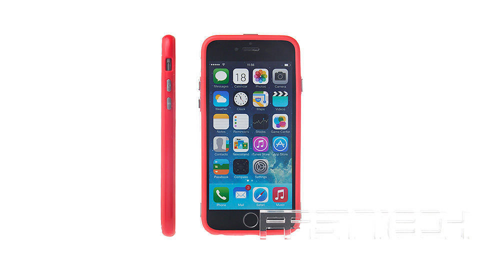 Product Image: protective-pc-silicone-bumper-for-iphone-6