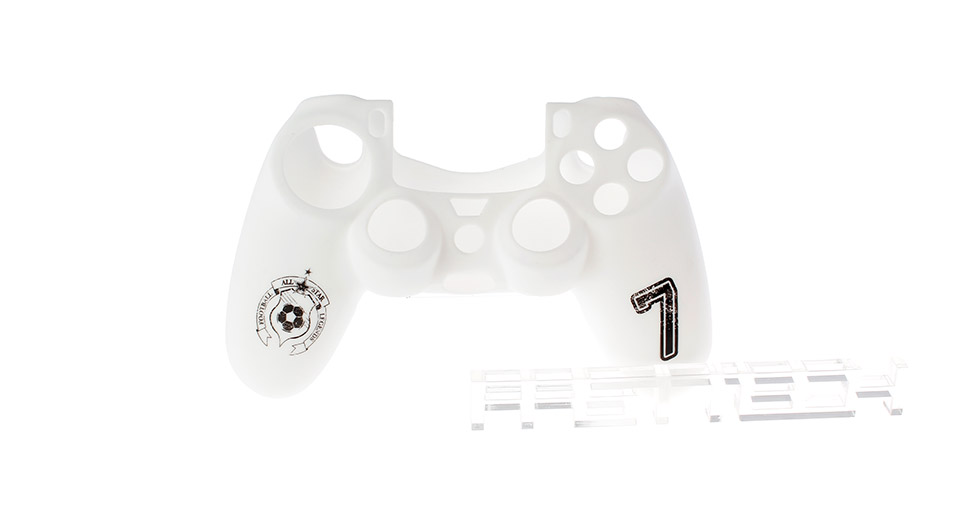 Protective Silicone Cover Case for PS4 Wireless Controller