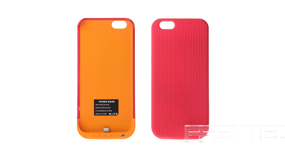 Product Image: 3200mah-rechargeable-external-battery-back-case