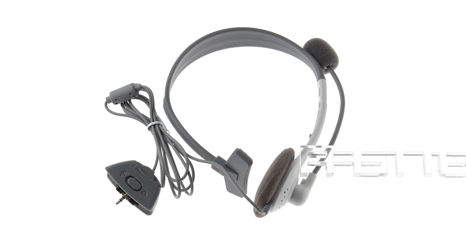 Solo Wired Gaming Headset w/ Microphone for Xbox 360
