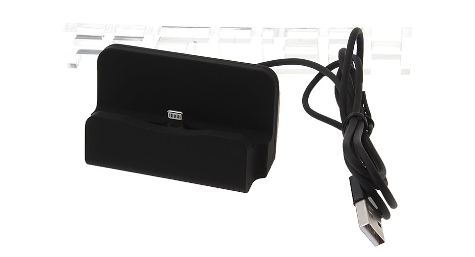 5V/1A 8-Pin Charging Docking Station for iPhone 6 Plus