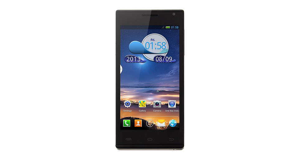 "Image of A45 4.5"" IPS Dual-Core Android 4.2.2 Jellybean 3G Smartphone (4GB)"