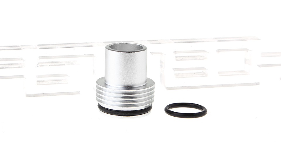 2-in-1 Drip Tip + Top Cap for Tobh Atty V2 RDA Atomizers
