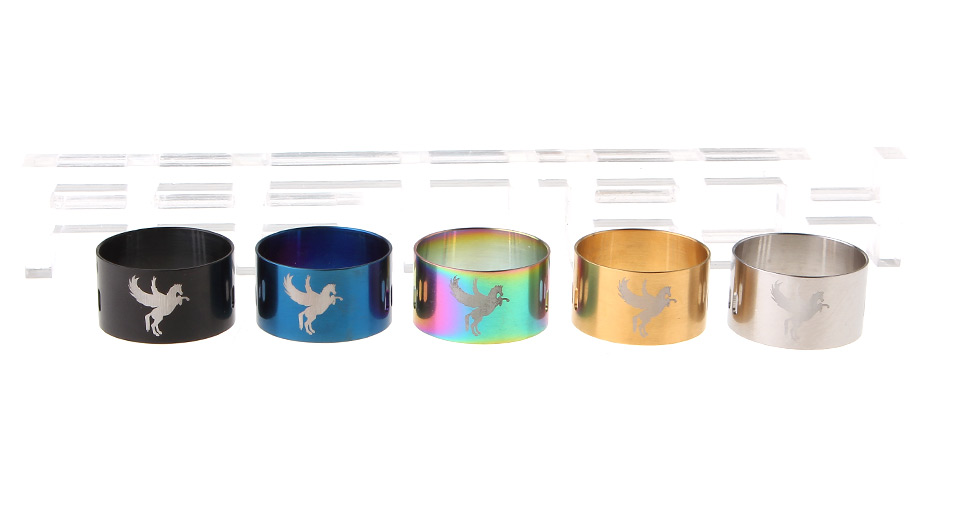 Replacement Air Flow Control AFC Ring for Dark Horse RDA (5-Piece)