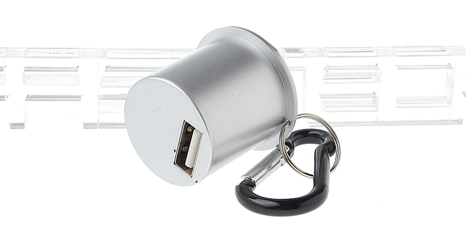 510 Male to USB Female Charging Adapter for Cellphones
