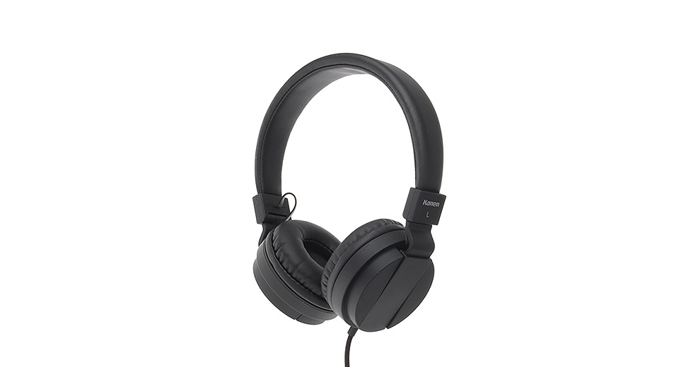 Product Image: kanen-ip-950-wired-stereo-foldable-headphone-w