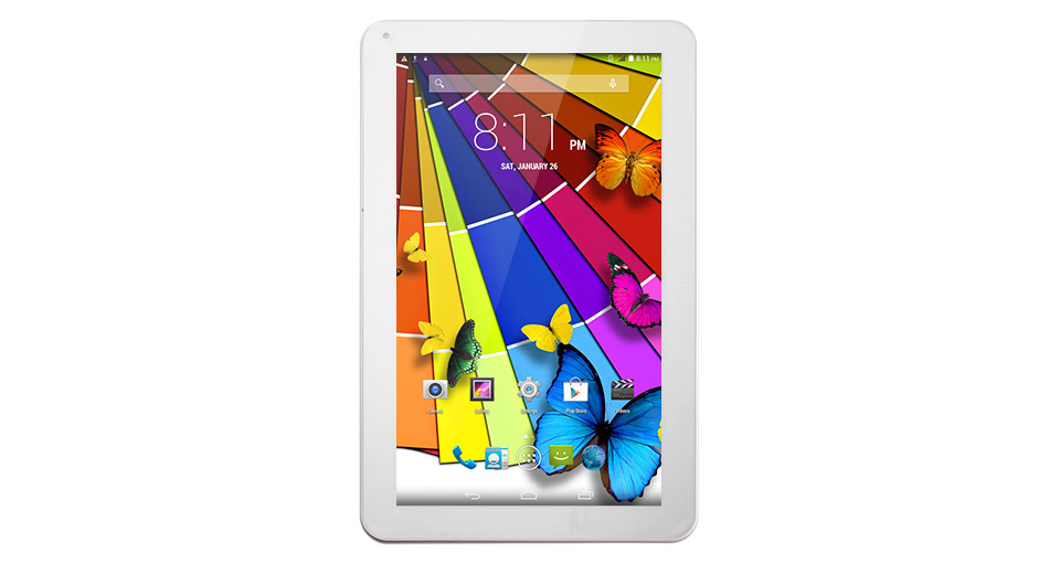AOSD S120 10.1 inch Quad-Core 1.2GHz Android 4.4.2 KitKat 3G Phablet
