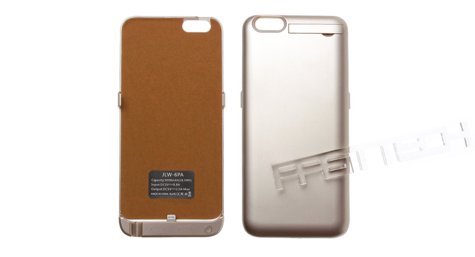 Product Image: 5000mah-rechargeable-external-battery-back-case