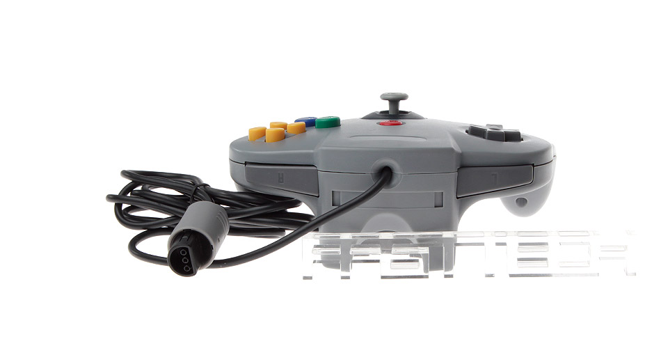 how to use a n64 controller on wii