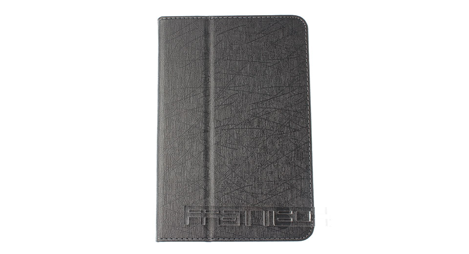 Protective PU Leather Flip-Open Case for ifive MX2 Tablet PC