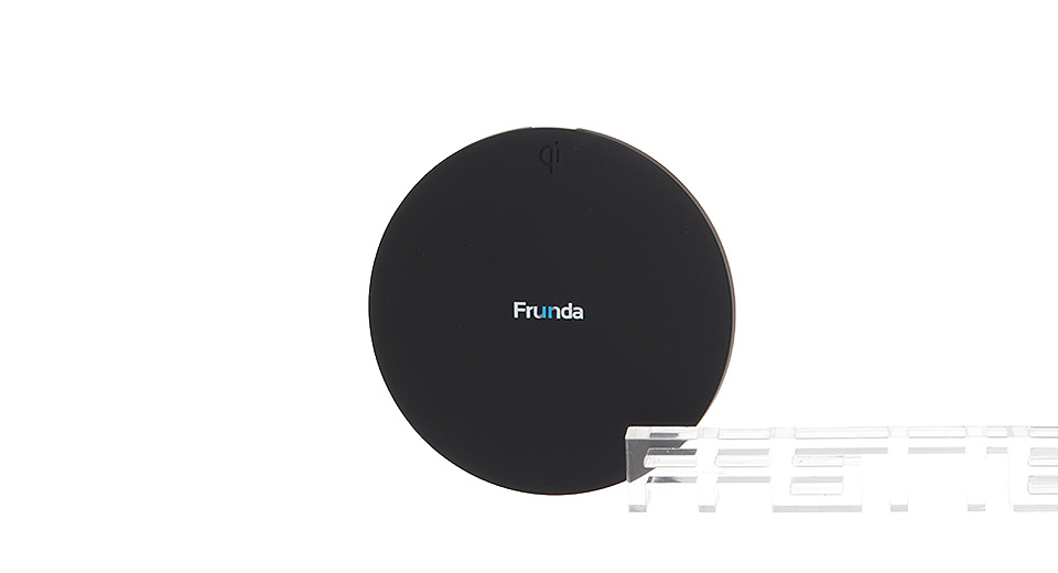 Authentic Frunda FCT002 5V/1A Qi Wireless Charger for iPhone / Samsung + More