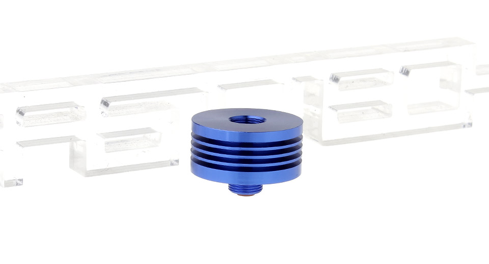 510 Finned Heat Sink for Atomizers