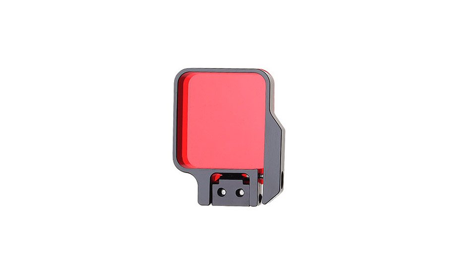 GP296 Professional Underwater Diving Color-Correction Filter for GoPro HERO4 / HERO3+