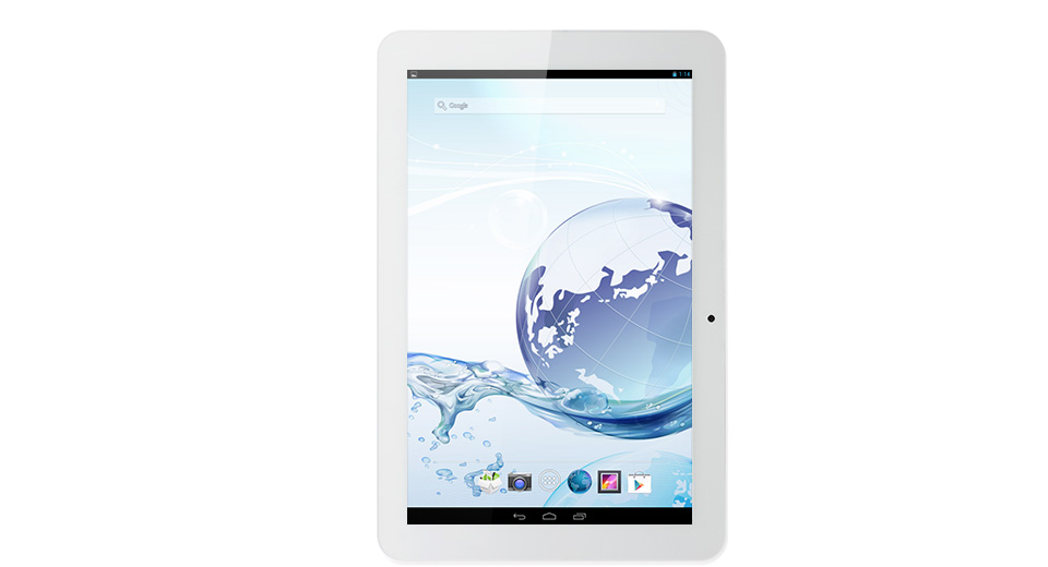 $139.24 ICOO D10GT 10.1 inch Quad-Core 1.5GHz Android 4.2 ...