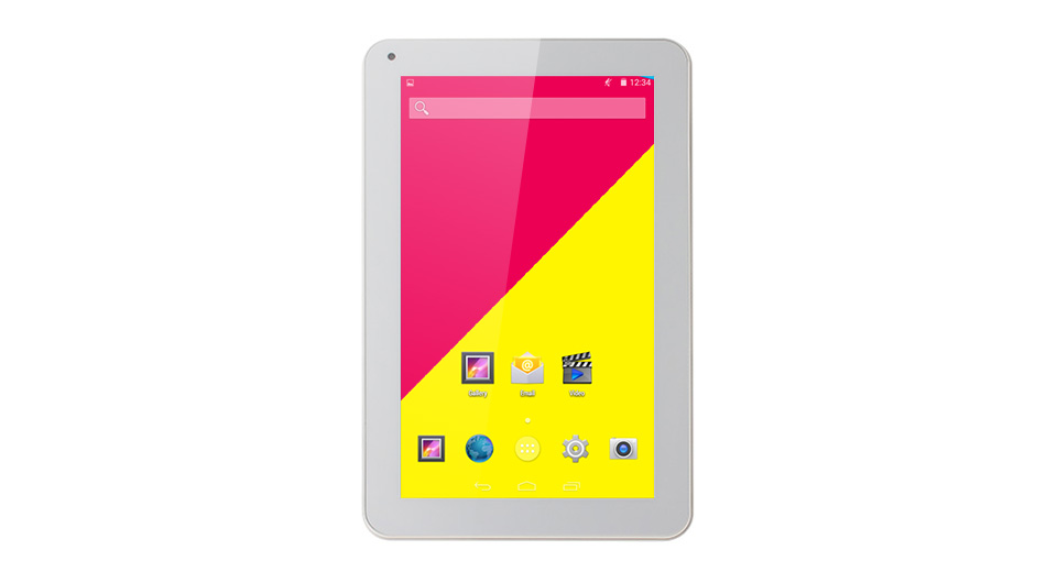 $71.39 ICOO D90M5 9 inch Dual-Core 1.3GHz Android 4.4.4 KitKat ...