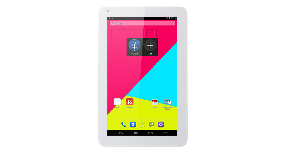 $97.61 ICOO D903G 9 inch Dual-Core 1.2GHz Android 4.2.2 Jellybean ...