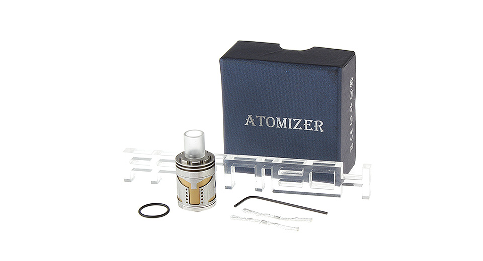 Legion Styled RDA Rebuildable Dripping Atomizer