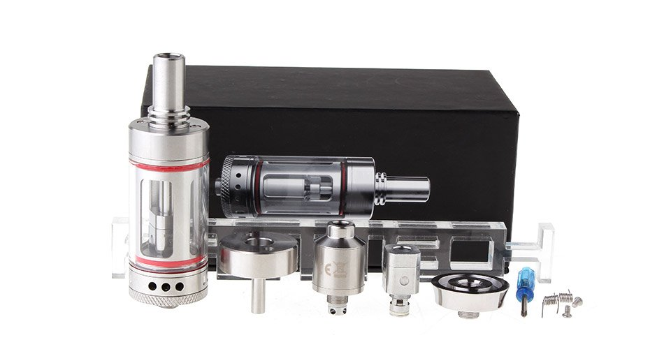 SUBTANK Styled BDC Bottom Dual Coil Clearomizer