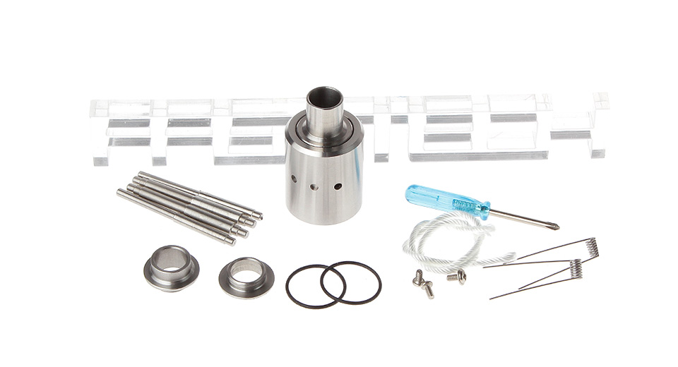 Marquis Styled RDA Rebuildable Dripping Atomizer