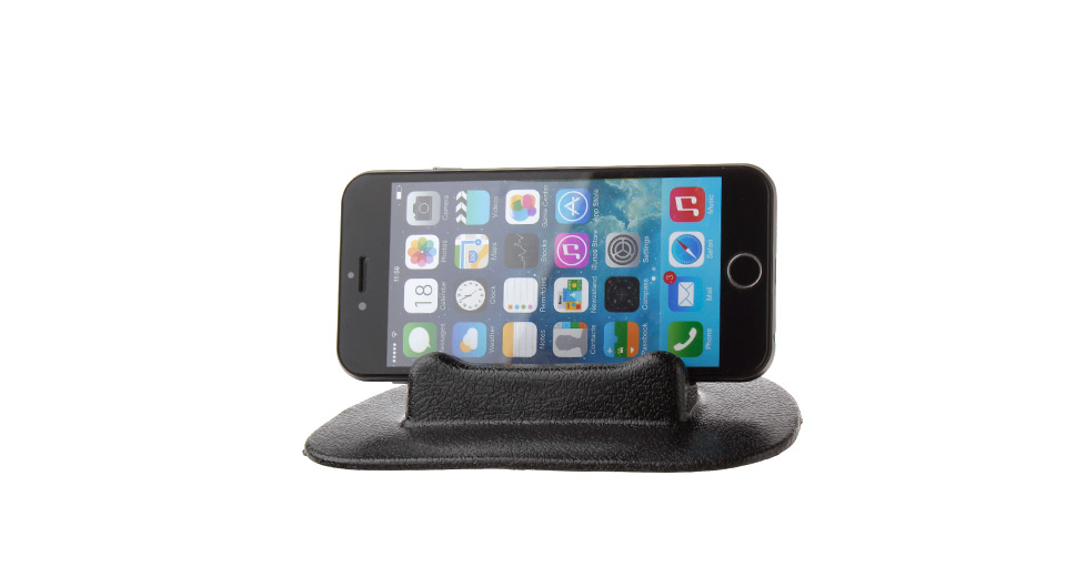 Silicone Auto Car Anti-Slip Stand Holder for Cellphone / GPS / Tablet and More