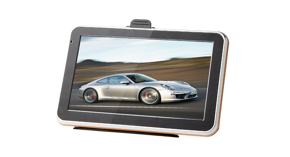 """Image of 5"""" TFT Touch Screen Windows CE 5.0 GPS Navigator w/ Europe Map"""