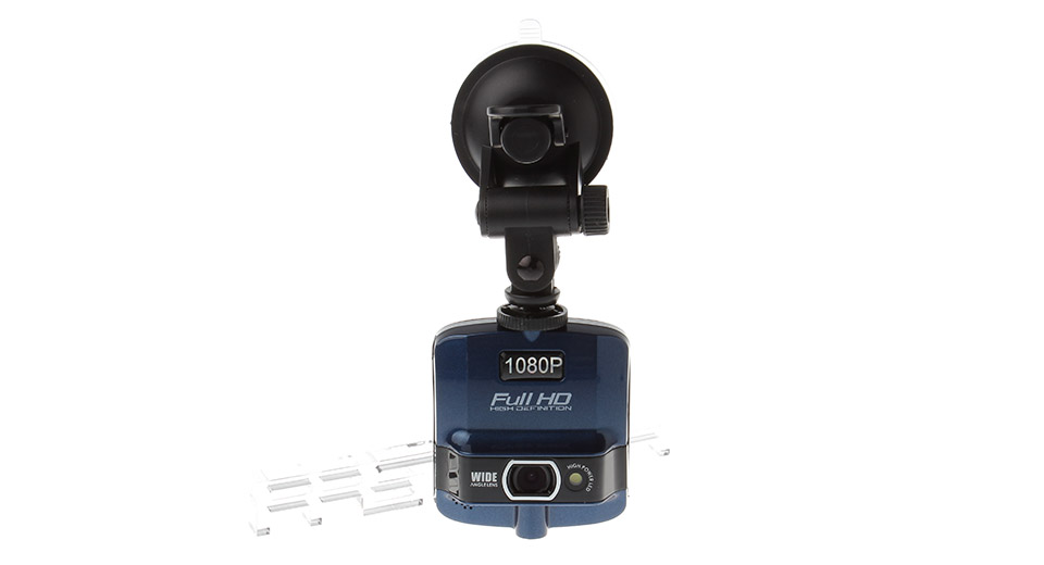 Image of 2.3 inch TFT 5.0MP 1080P Full HD Car DVR Camcorder