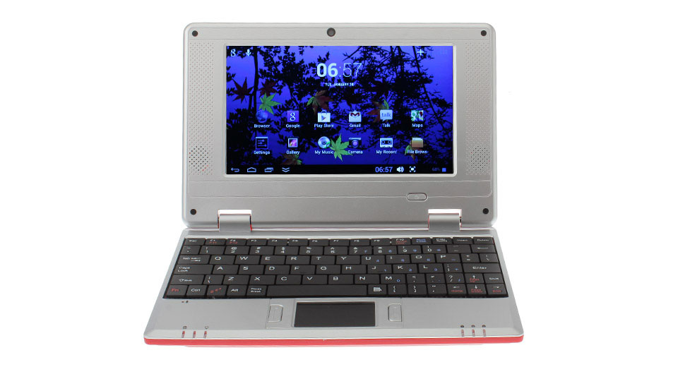 Image of 788(PC789) 6.98 inch TFT Dual-Core 1.2GHz Android 4.2.1 Jellybean Mini Netbook