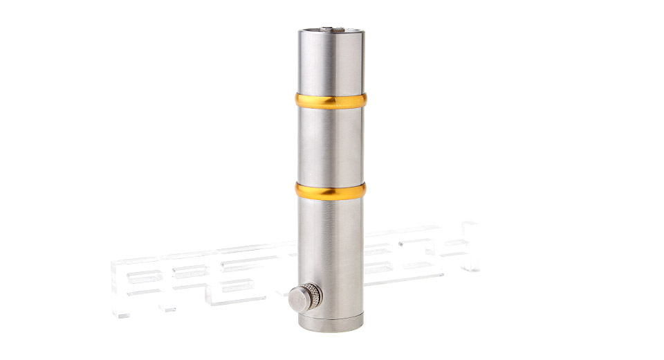 CA-8 Stainless Steel Mechanical Mod