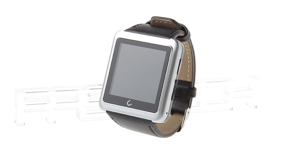 U Watch U10 1.54'' Touch Screen Bluetooth V3.0 Smart Watch Phone