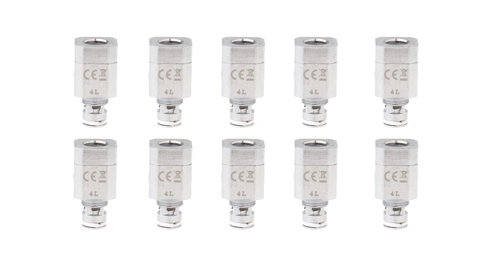 Image of Replacement OCC Coil Head for SUBTANK Clearomizer (10-Pack)