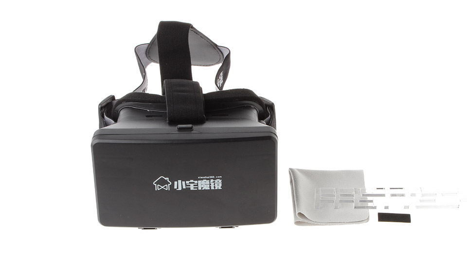 ABS Google Virtual Reality VR 3D Glasses