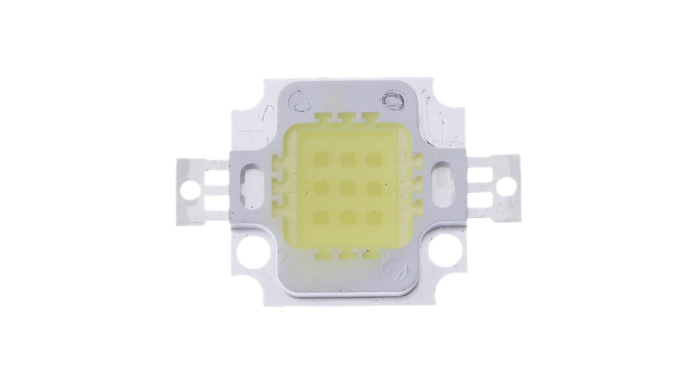10W 3S3P 1000-Lumen 6000-6500K Integrated LED Emitter 10W, 1000LM, 6000-6500K