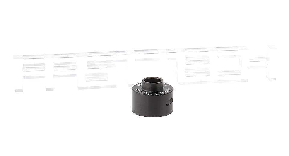 Image of Replacement Stainless Steel Top Cap for Derringer RDA Atomizer
