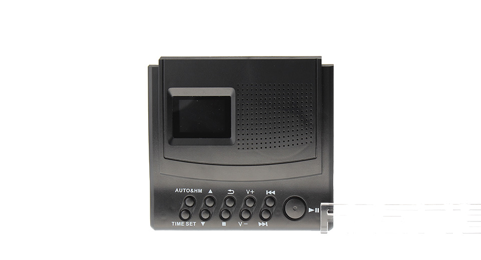 KSD-288 1.5 inch LCD Voice Recorder w/ MP3 Player (8GB)