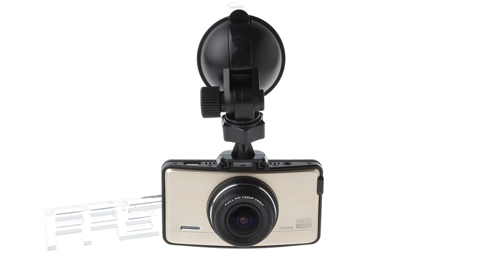 Image of 2.7 inch LCD 1080P Full HD Car DVR Camcorder