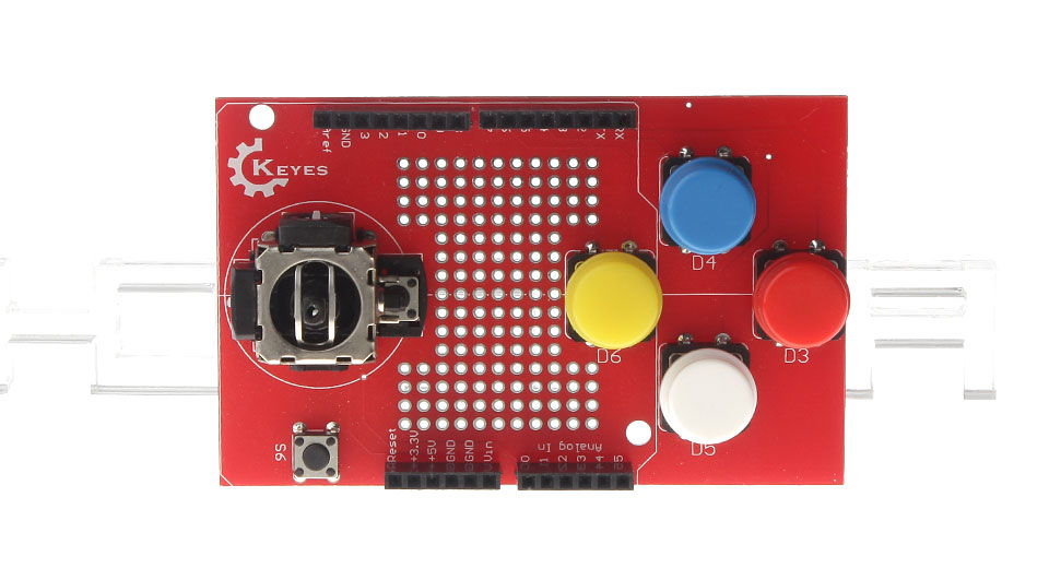 KEYES PS2 Joystick Shield V2.0 Expansion Board for Arduino