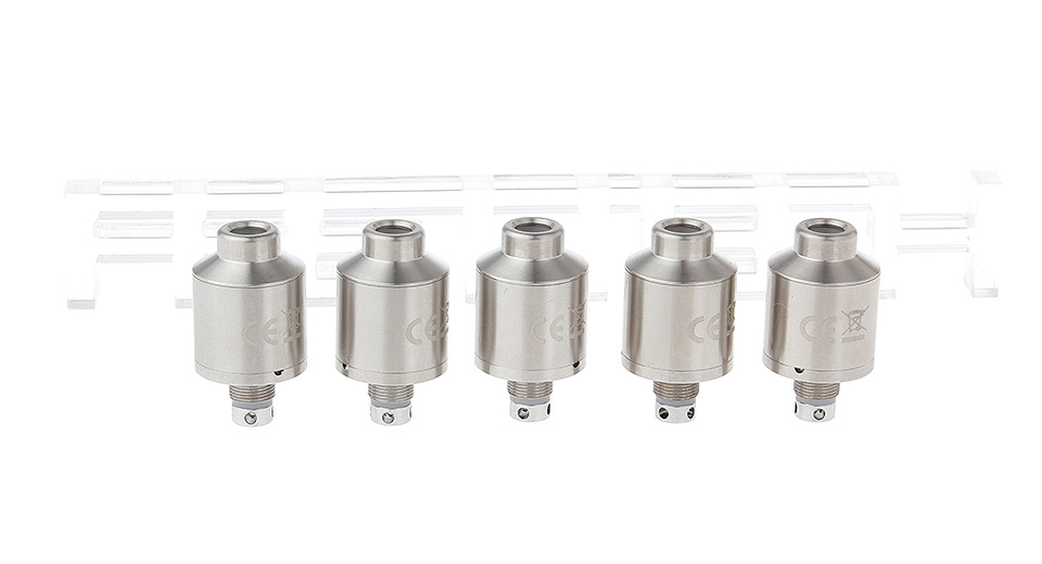 Image of Replacement Rebuildable RBA Coil Head for SUBTANK Clearomizer (5-Pack)