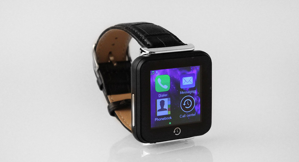 11S 1.54'' Touch Screen Bluetooth V3.0 Smart Watch Phone