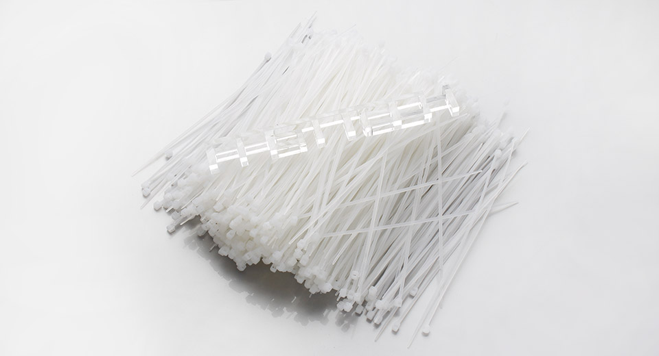 Image of 3.7*145mm Nylon Cable Zip Ties (800-Pack)