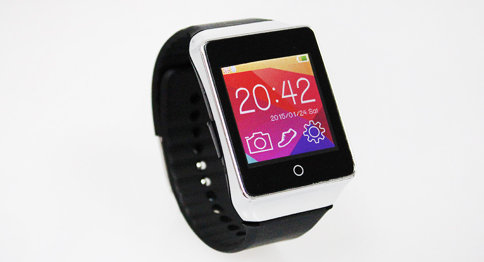 W2 1.54'' TFT Bluetooth V3.0 Smart Watch Phone