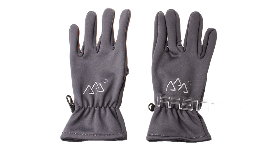 XinTOR Windproof Full-Finger Warm Gloves for Climbing / Bike Riding (Pair)