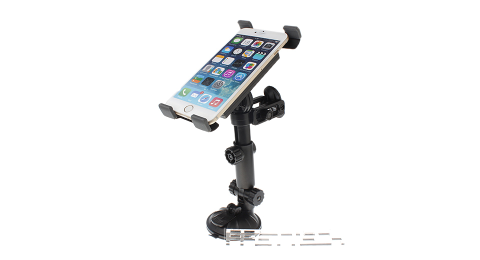 S2267W-AD Adjustable Suction Cup Holder Stand for Cellphones