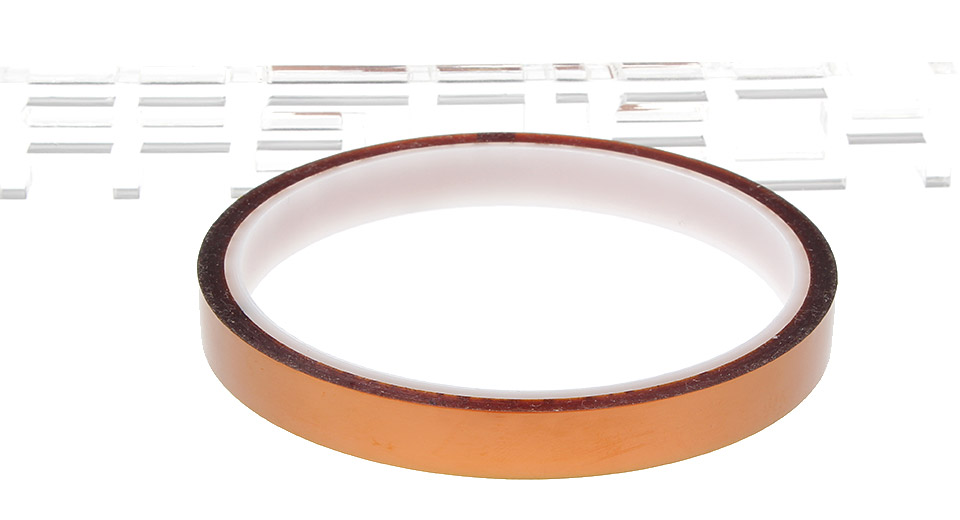 Kapton Polyimide High Temperature Resistant Adhesive Tape (10mm*33m)