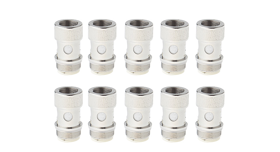 Image of Authentic Smoktech SMOK VCT Ni200 Replacement Coil Head for GCT Clearomizer (10-Pack)