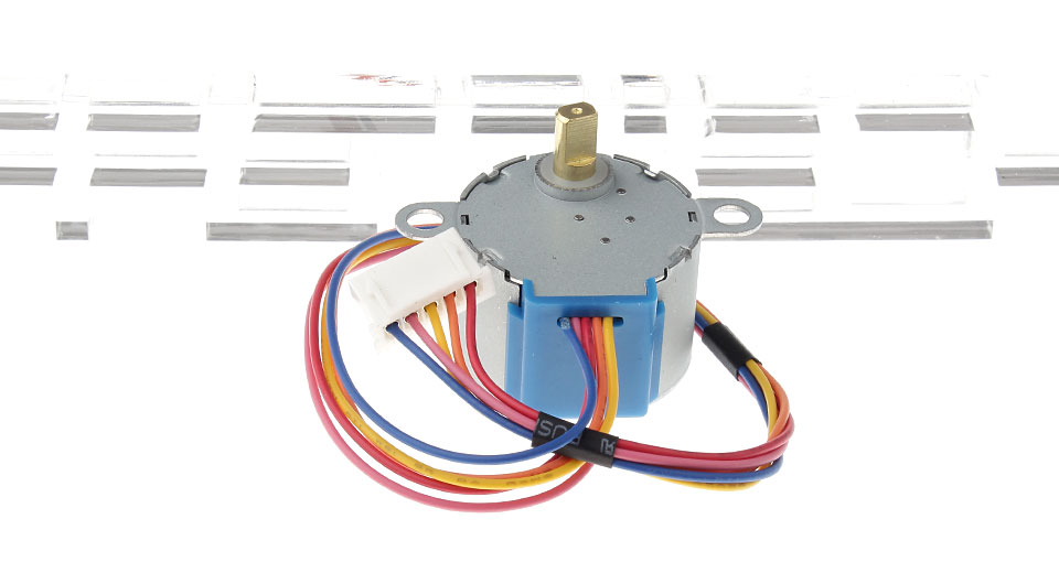 28byj 48 Dc 5v Deceleration Stepper Motor Module At