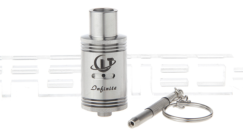 CLT V2 Styled RDA Rebuildable Dripping Atomizer