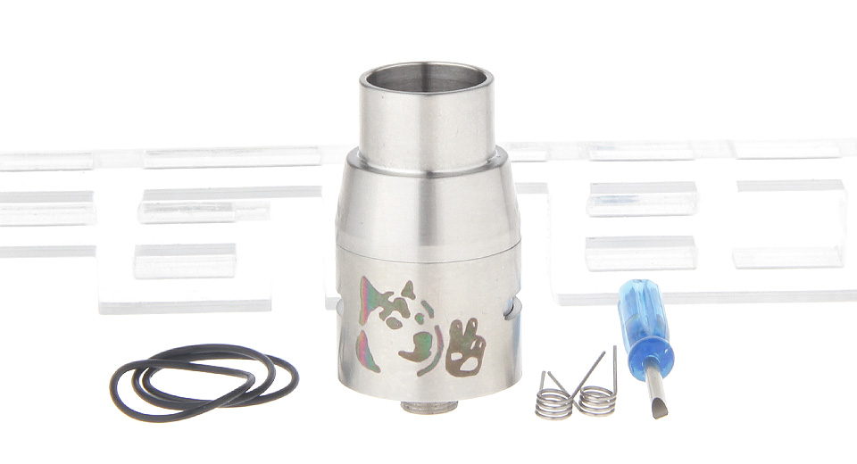 Doge V4 Styled RDA Rebuildable Dripping Atomizer